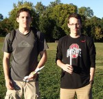 Members of the Rocket Team at The Ohio State University ready for launch.